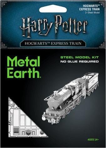 Metal Earth Metal Earth Harry Potter Hogwarts Express model do składania metalowy. 1