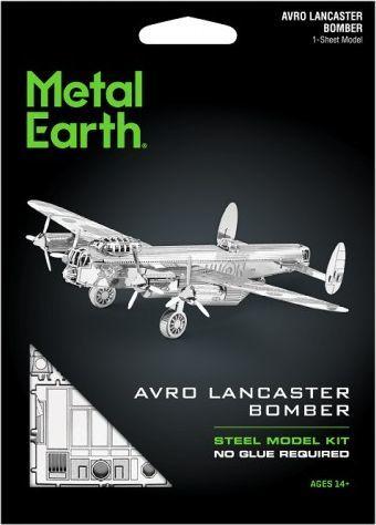 Metal Earth Metal Earth Samolot Avro Lancaster Bombowiec model do składania metalowy. 1