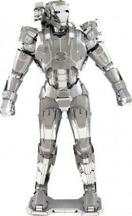 Metal Earth Metal Earth War Machine Avengers model do składania metalowy. 1