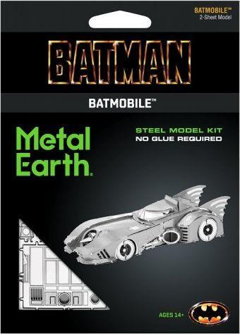 Metal Earth Metal Earth, Batman Batmobil 1989 metalowy model do składania 1