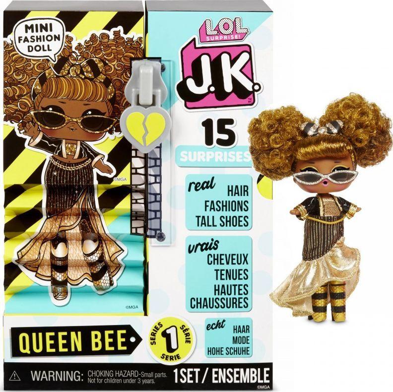 MGA LOL Surprise J.K. Queen Bee (570783) 1