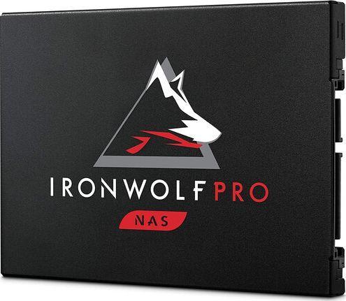 "Dysk SSD Seagate IronWolf Pro 125 480 GB 2.5"" SATA III (ZA480NX1A001) 1"