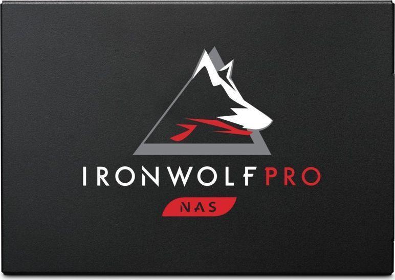 "Dysk SSD Seagate IronWolf Pro 125 240 GB 2.5"" SATA III (ZA240NX1A001) 1"