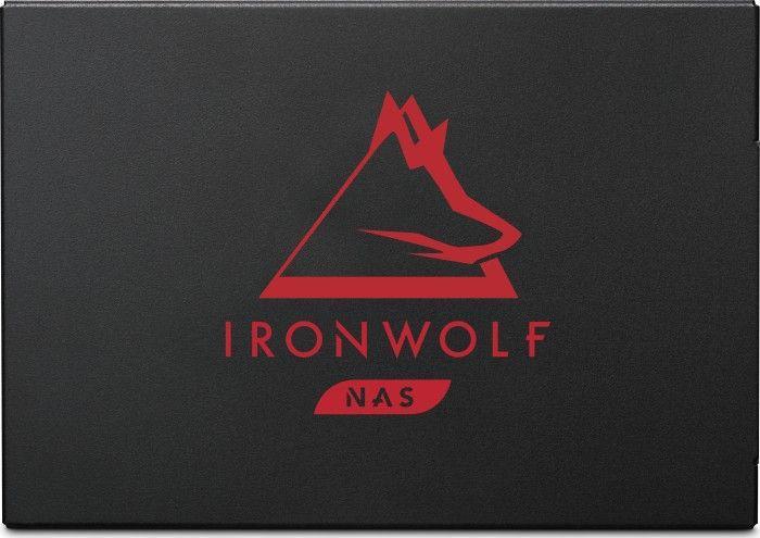 "Dysk SSD Seagate IronWolf 125 1 TB 2.5"" SATA III (ZA1000NM1A002) 1"