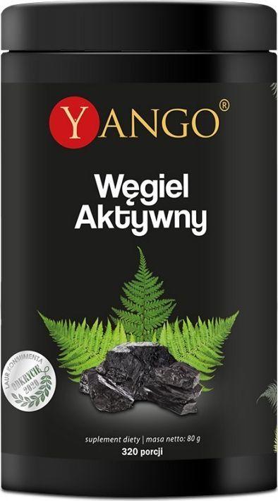 Yango Węgiel Aktywny 80G Yango Węgiel Aktywowany 1