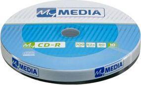 My Media CD-R 700 MB 52x 10 sztuk (69204) 1