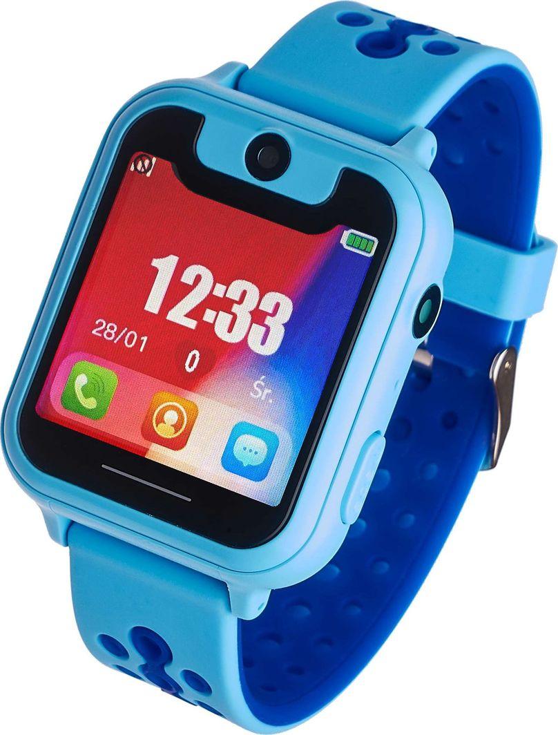 Smartwatch Garett Electronics Kids Nice Niebieski  (nice_nieb) 1