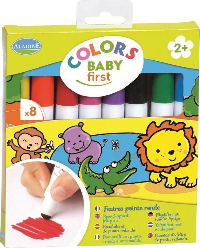 Aladine Markery dla maluchów 1