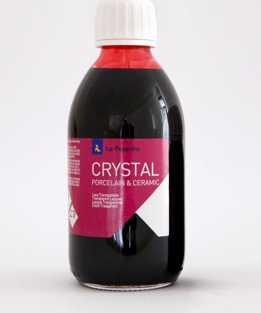 La Pajarita Lakier Crystal Glass 250ml Ciemnozielony 1