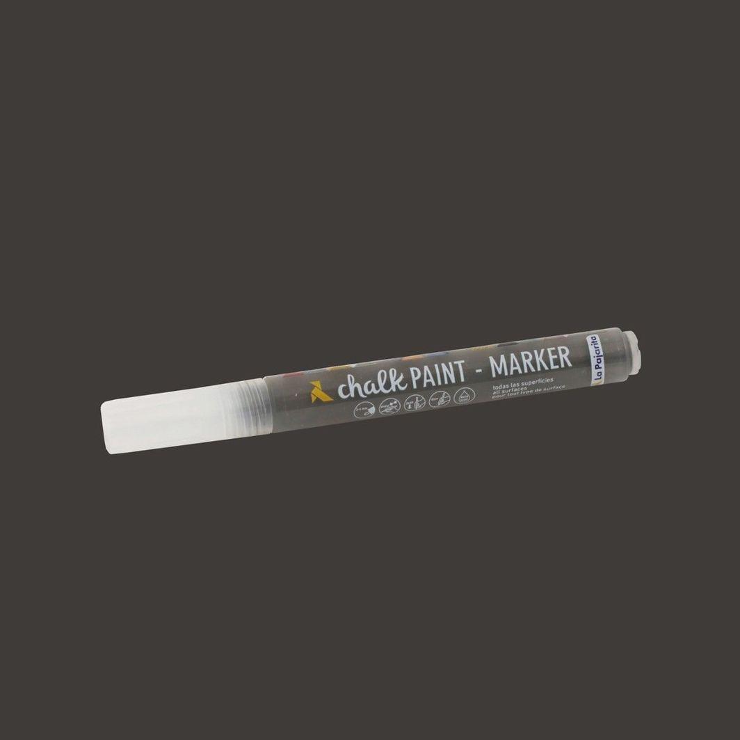 La Pajarita Marker z Farbą Kredową Prawie Czerń 1