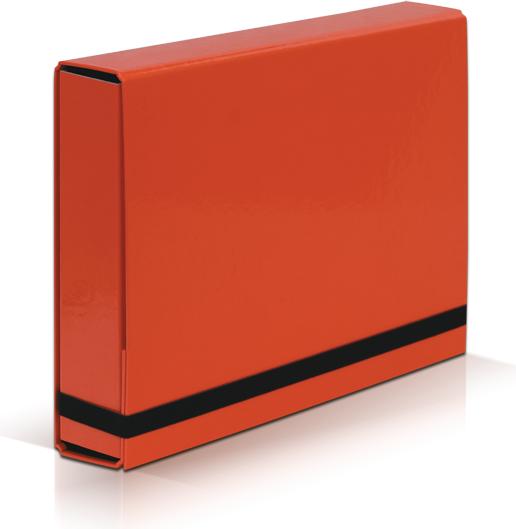 VauPe A4 / Grzbiet 50mm Pomarańczowa 1