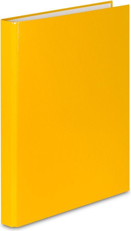 Segregator VauPe FCK 2-ringowy A4 25mm żółty (066/08) 1