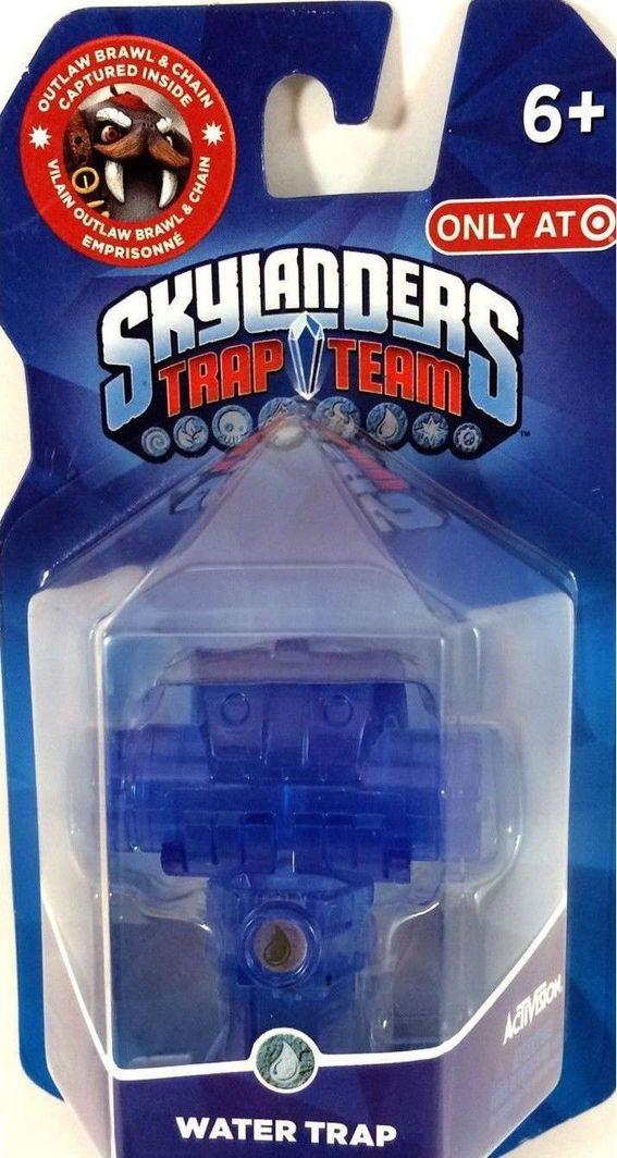 Figura Skyalnders - Water Trap Team Crystal 1