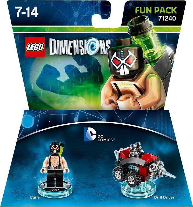 LEGO DC Comics Super Heroes Dimensions Fun Pack 1