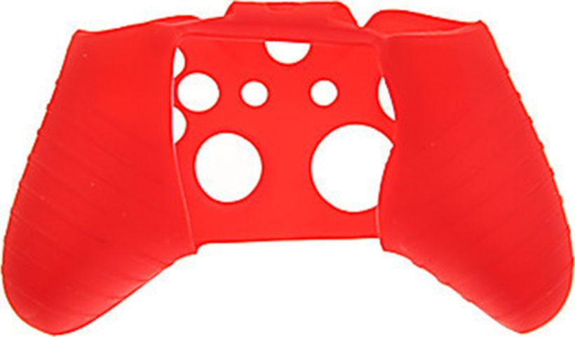 DOBE Husa silikonowe czerwony - Kontroler XBOX ONE 1