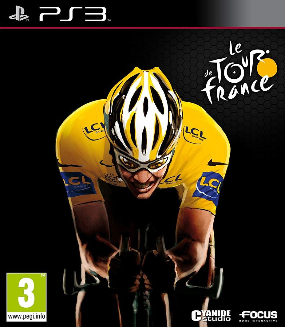 Tour de France 2011 PS3 1