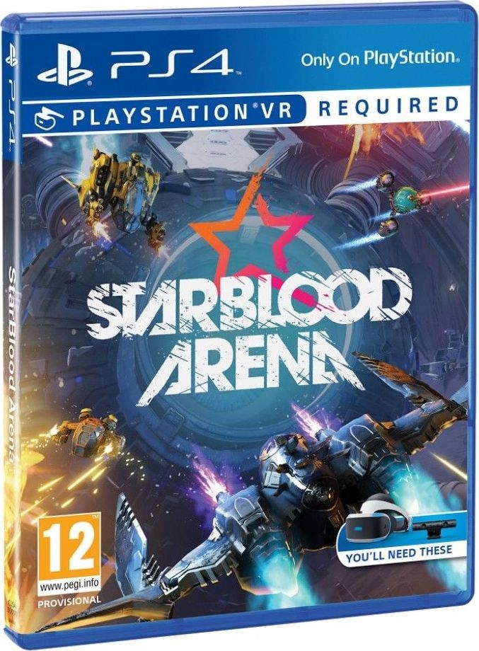 Gra Starblood Arena VR - PlayStation 4 PS4 1
