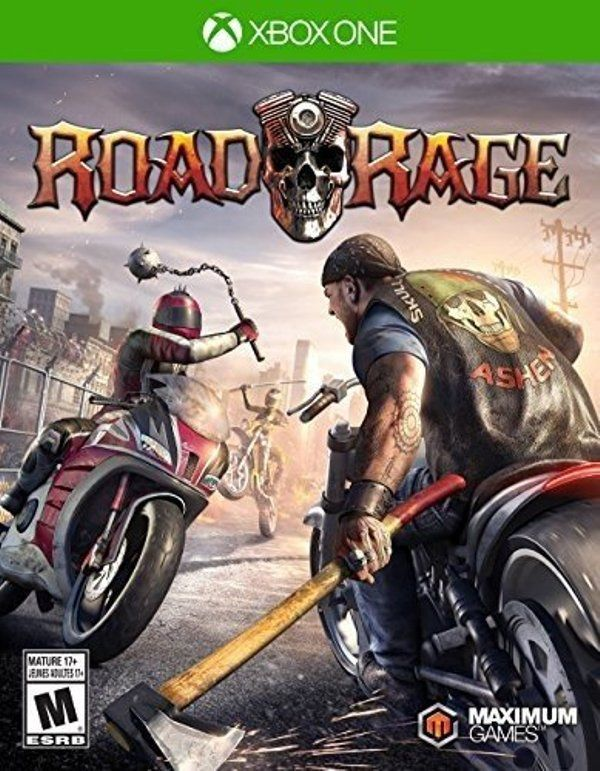 Gra Road Rage Xbox One 1