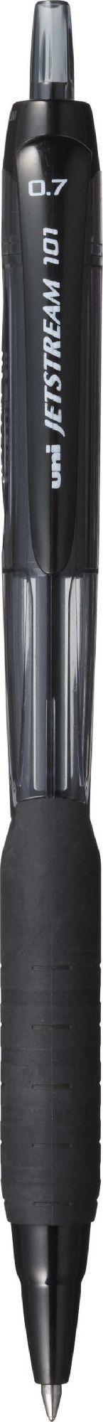 Uni Mitsubishi Pencil Długopis Kulkowy SXN-101 Czarny 1