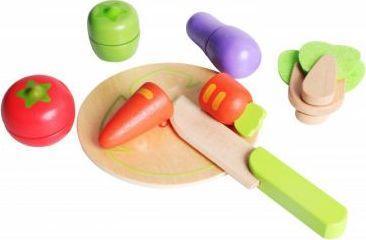 iWood Drewniane warzywa do krojenia 1