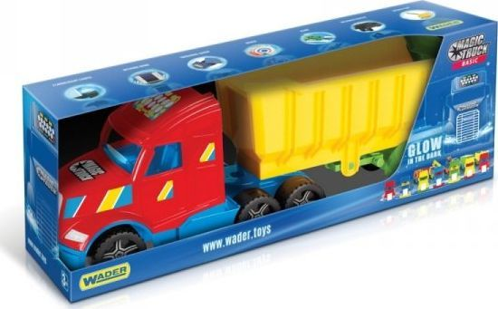 Wader Pojazd Magic Truck Basic Wywrotka 1
