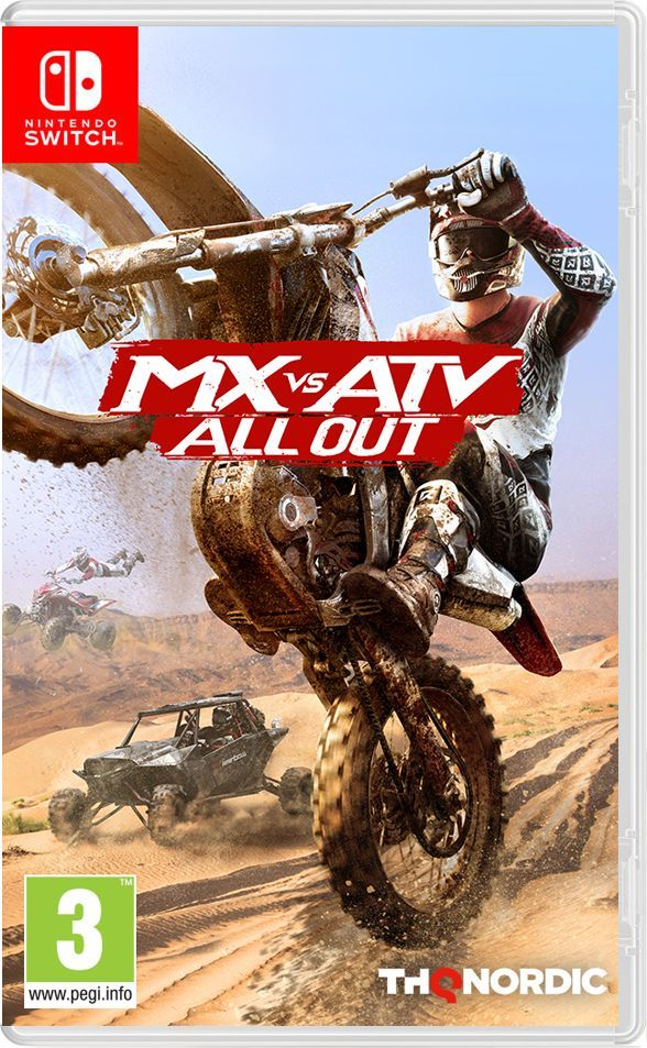 NS MX vs ATV All Out Nintendo Switch 1