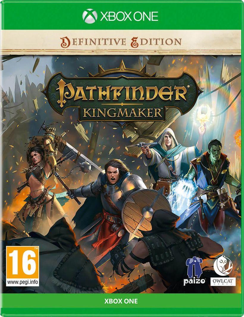 Gra Xone Pathfinder Kingmaker Definitive ED Xbox One 1