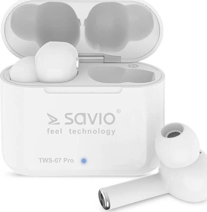 Słuchawki Savio TWS-07 Pro 1