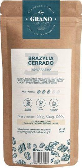 Kawa ziarnista Grano Tostado Kawa ziarnista Brazylia Cerrado 500g 1