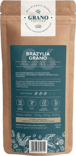 Kawa ziarnista Grano Tostado Kawa ziarnista Brazylia Grano 500g 1