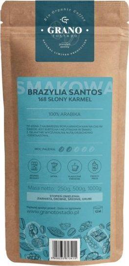 Kawa ziarnista Grano Tostado Kawa Ziarnista Słony karmel 500g 1