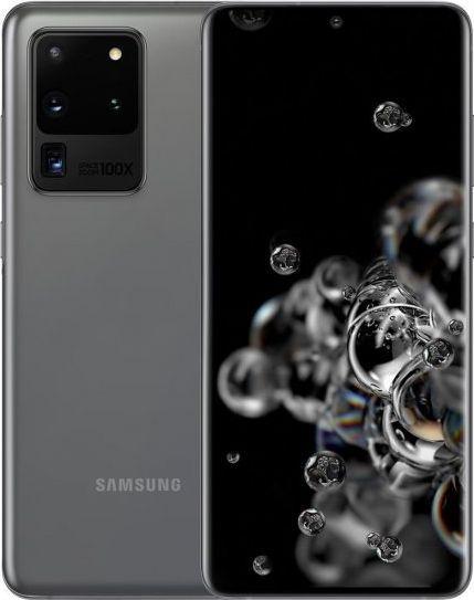 Smartfon Samsung Galaxy S20 Ultra 128 GB Dual SIM Szary  1