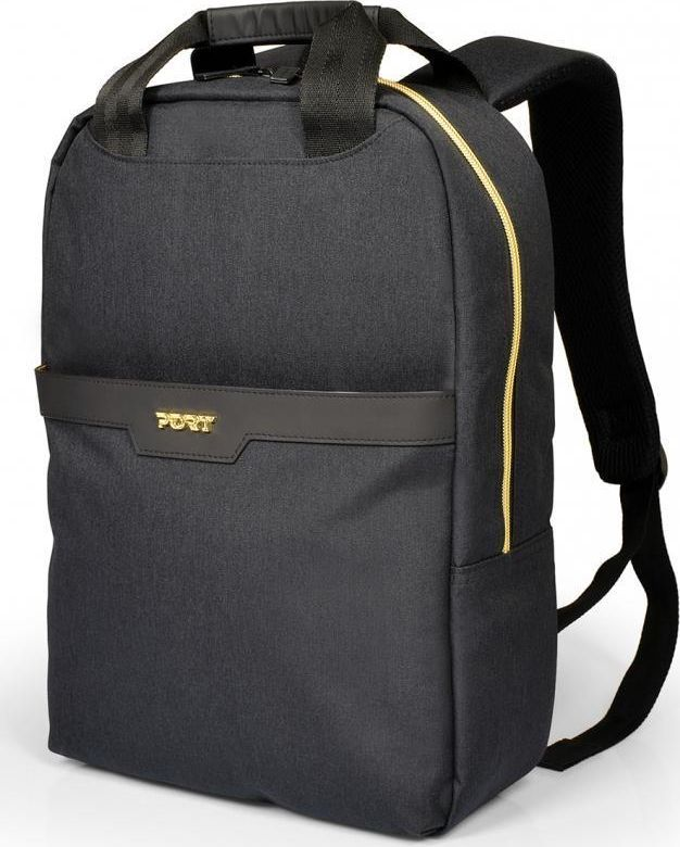 "Plecak Port Designs Plecak na laptopa PORT DESIGNS Canberra 135066 (13/14""; kolor czarny) 1"