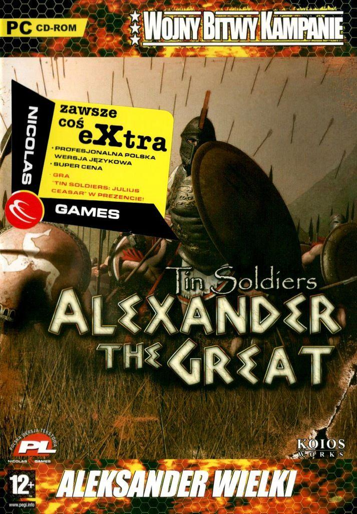 Tin Soldiers Alexander The Great PC 1