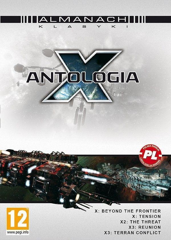 X Antologia Almanach PC 1