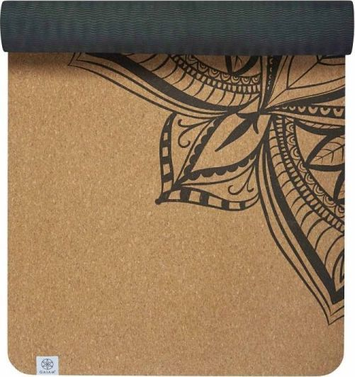 Gaiam Mata do jogi Printed Cork Mandala (63495) 1