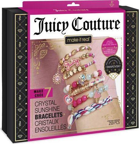 Make it real Make it real - Zestaw do tworzenia bransoletek - Juicy Couture x Swarovski 1