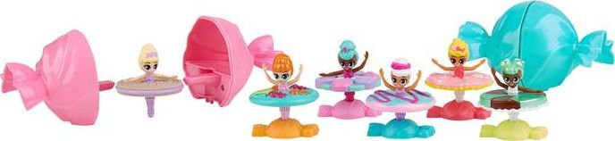 WowWee Sugarinas Wirujące baleriny - figurki zapachowe 1 pack 1