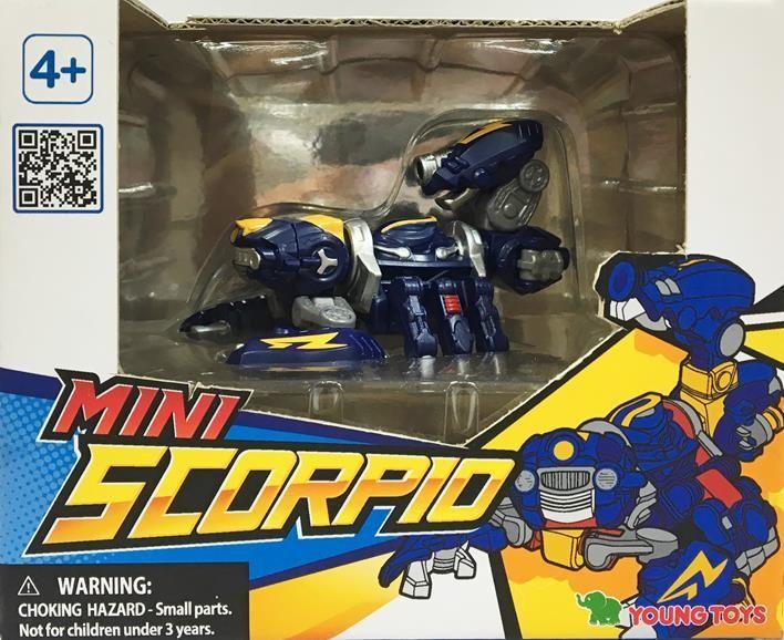 Young Toys Metalions Mini Scorpio 1