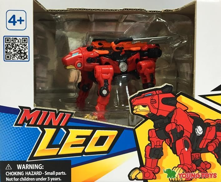Young Toys Metalions Mini Leo 1