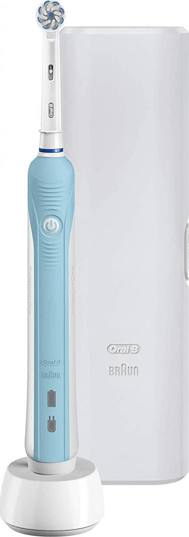 Oral-B Szczoteczka elektryczna PRO 750 Sensi UltraThin 1