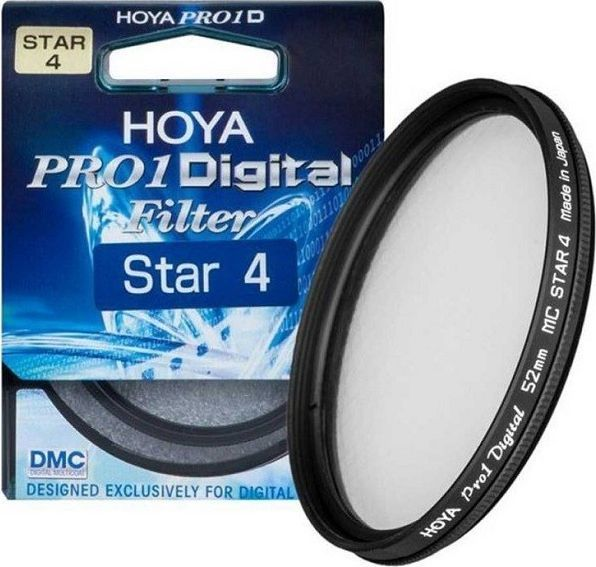Filtr Hoya FILTR HOYA STAR 4 PRO1D 77 MM 1