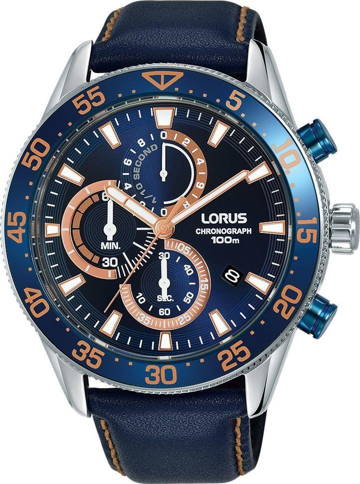 Zegarek Lorus Zegarek męski LORUS RM341FX9 1