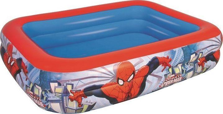 Bestway Basen dmuchany Spiderman 201x150cm (98011) 1