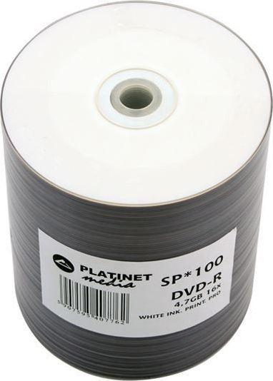 Platinet CD-R 700 MB 52x 100 sztuk (41011) 1
