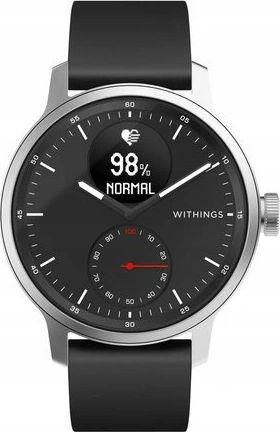 Smartwatch Withings Scanwatch Czarny  (HWA09-model 4-All-Int) 1