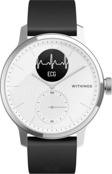 Smartwatch Withings Scanwatch Czarny  (HWA09-model 3-All-Int) 1