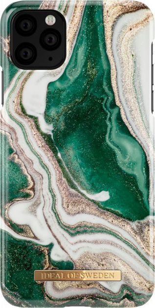 iDeal Of Sweden AB [NZ] iDeal Of Sweden - etui ochronne do iPhone 11 Pro Max (Golden Jade Marble) 1