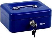 Eagle Kasetka na pieniądze 8878XS Niebieska 1