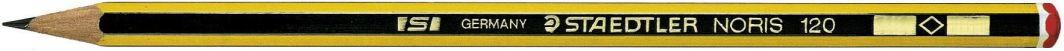 Staedtler Ołówek techniczny B NORIS (ST1034) 1